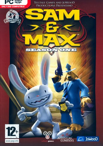 Preisvergleich Produktbild SAM & MAX SEASON ONE PC