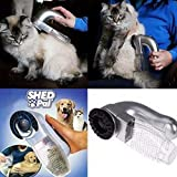 ELECTROPRIME et Hair Remover Suction Device for Dog Cat Grooming Vacuum System Clean