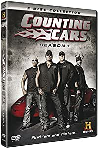 Counting Cars - Season 1 [DVD]