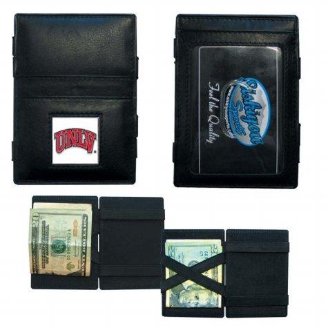 Siskiyou NCAA Jacob's Ladder Geldbörse aus Leder, Unisex-Erwachsene, Mehrfarbig Clemson University Baseball