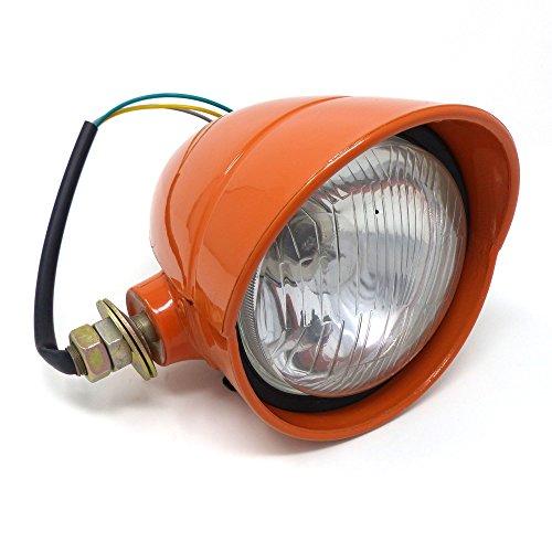 Scheinwerfer 3-flammig links, für FIAT_OM Serie Oro, in Italien hergestellt
