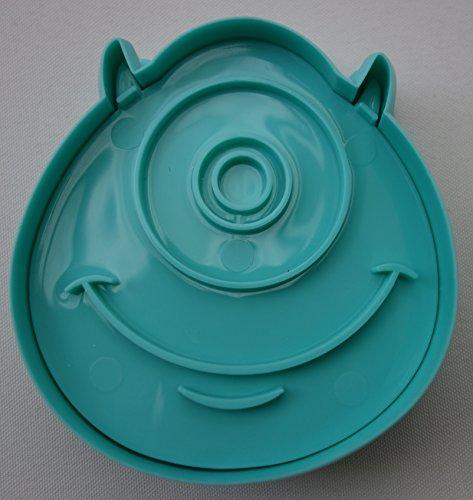 GKA 3D Backform Disney Mike Plätzchenform Pralinenform Fondant Schokoladenform Form für Kinder Backen Seife Pralinen Fondant Schokolade