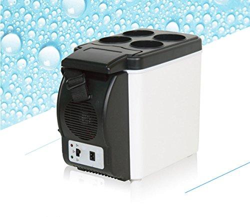 KY Mini Nevera Refrigerador del Coche 6L, Mini refrigerador portátil Mini, Incubadora...