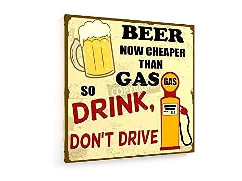 Bière maintenant moins cher que le gaz, boire t lecteur