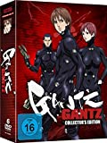 Gantz - Gesamtausgabe (inkl. Booklet & Postkarten-Set) [6 DVDs] [Collector's Edition]