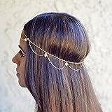 Yean Mode Accessoires Cheveux Bohême Tête Chaîne pour les femmes et les filles