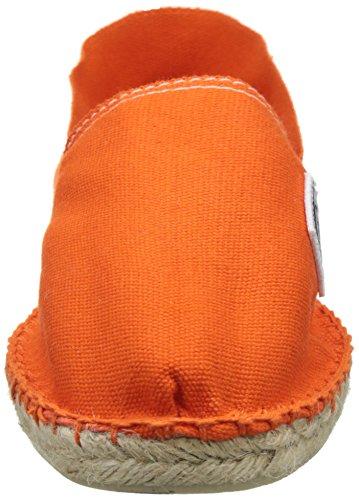 Cala Classique, Espadrilles Mixte Adulte Orange (Orange)