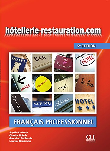 htellerie-restauration.com. Livre de l'lve avec DVD-ROM
