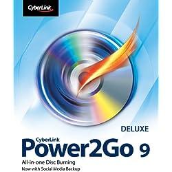 Power2Go 9 Deluxe [Download]