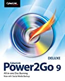 Power2Go 9 Deluxe [Download]