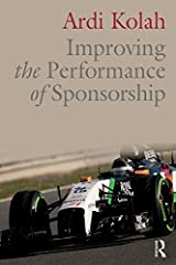 Improving the Performance of Sponsorship Kindle Edition