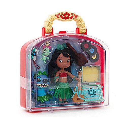 llection Lilo & Stitch Mini Doll Play Set - 5'' by Disney (Stitch Kostüm Disney)
