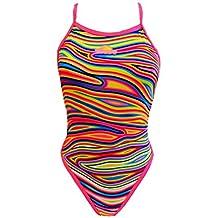 5157059873656 TURBO Sport-Schwimmanzug FLOW (Wide Strap) Leistungssport Triathlon  Badeanzug