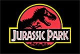 Jurassic Park Maxi Poster 61 x 91,5 cm Classic Logo Plastifié