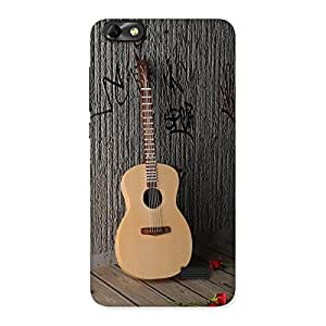 Neo World Guitar Wall Back Case Cover for Honor 4C
