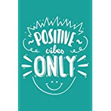 Poster | Positive Vibes Only Print Poster | Motivational Quotes Poster, Inspirational Quotes Poster In Hindi And English For Room And Office
