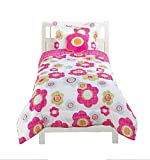 Beco Home 4-Piece Full Comforter and Sha...