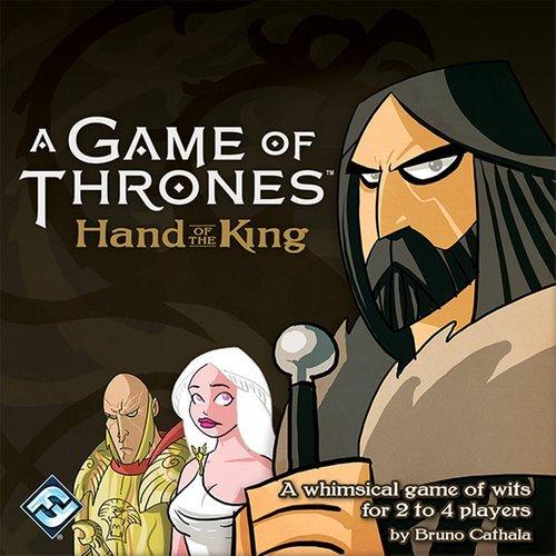 A Game of Thrones Hand des Königs Kartenspiel gebraucht kaufen  Wird an jeden Ort in Deutschland