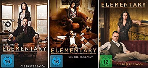 Staffel 1-3 (18 DVDs)