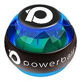 Powerball 280Classic Pelota para Ejercicios de Mano Unisex, Azul