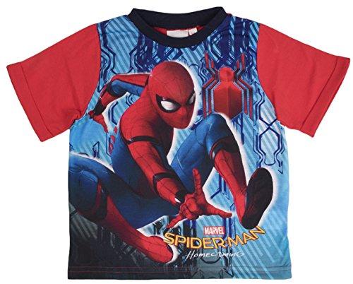 Image of Kids Boys Pyjamas Spiderman Homecoming 5-6