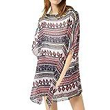 JMETRIC Lässige Strandbikini-Bluse im europäischen und amerikanischen Stil