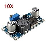 MYAMIA 10Pcs 4A xl6009E1 Verstellbare Dc-Dc Step up Boost Konverter Netzteil-Modul