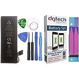 DigitalTech® - Batería compatible con iPhone 5s de alta capacidad con herramientas. 3,8v 1560 mAh. Compatible con todos los APN.