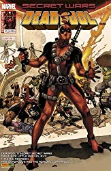 Secret wars : Deadpool 2 Simone Bianchi 1/2