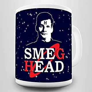 Smeg Head Gift Mug