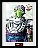 1art1® Dragonball Z Poster De Collection Encadré - Piccolo (40 x 30 cm)