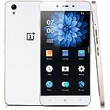 "Oneplus X - Smartphone Libre 4g LTE Android 5.1 (5,0"" IPS FHD, 2.3GHz Quad Cores, Ram 3GB, 16GB Rom, Cámara 13Mp, Hotspot, Wifi, Gps), Blanco"