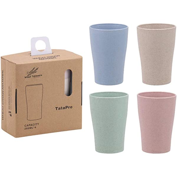 Details about  /15x Colorful Plastic Cups Reusable Water Cups Beverage Drinking Cup Mug for Home