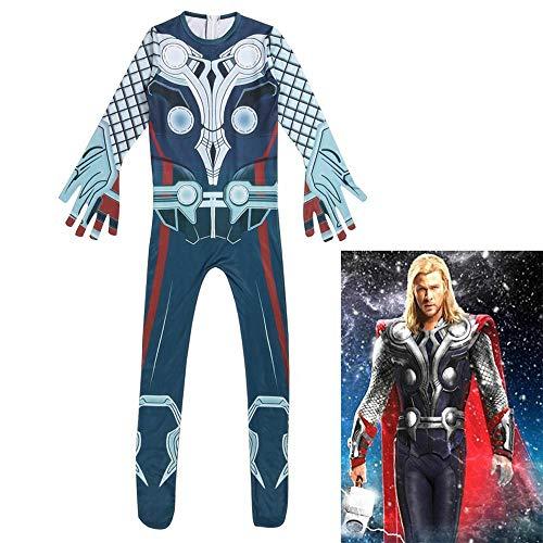BLL Milchseide Cosplay, Avengers 3 Thor/Captain America Halloween Kinder Zeigen Kostüme Thor-Code140