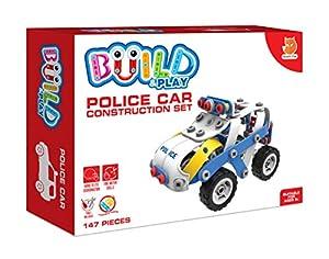 Smart Fox FOX095.UK.CS - Juego de construcción de Coches de policía, Varios
