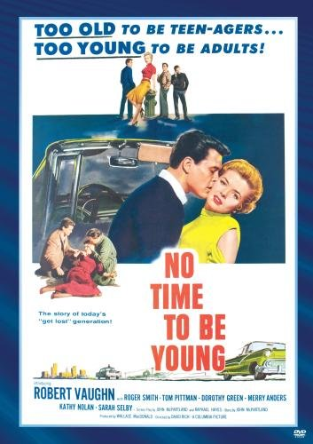No Time to Be Young [Import USA Zone 1]