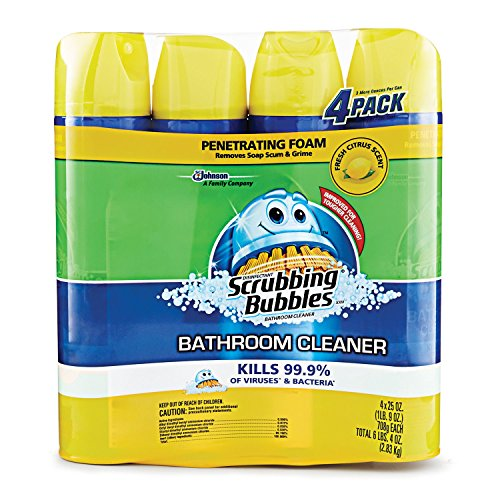 scrubbing-bubbles-antibacterial-bathroom-cleaner-fresh-scent-potente-schiuma-dissolve-schiuma-di-sap