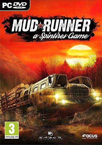 Spintires Mudrunner - Pc