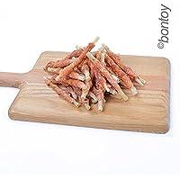 Bontoy Kaustangen ummantelt mit Hähnchenfleisch 12cm/400g