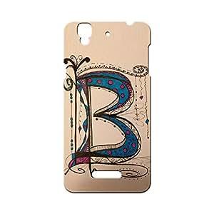 BLUEDIO Designer Printed Back case cover for Micromax Yu Yureka - G2847
