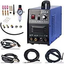 Plasma Cutter 30A TIG/MMA 120A 3 in 1 Combo Welding Machine HF Scrach Start