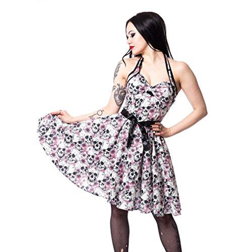 Rockabella -  Vestito  - skater - Donna Multicolore