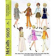 Suchergebnis Auf Amazonde Für Barbie Schnittmuster