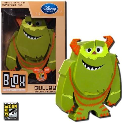 BLOX Disney Monsters Inc Sulley Green Green Green Version - 2012 SDCC Exclusive by Funko Toys | Au Premier Rang Parmi Les Produits Similaires  28b444