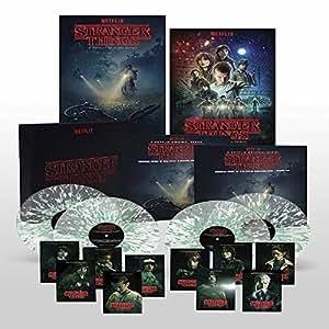 Stranger Things Season 1 Box Set (A Netflix Original Series Soundtrack) [VINYL]