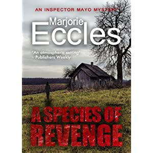 A Species of Revenge (Inspector Gil Mayo Mystery series)