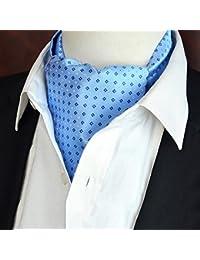 LIANGJUN Männer Elegent Krawatte Krawattenschal Seidenkrawatte Aus Baumwolle Hemd Schal Büro Formelle Anlässe Hochzeit, 115X11,5 cm, 17 Arten Verfügbar (Farbe : 7#)