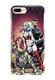 Case Me Up Coque téléphone pour iPhone 6+ [Plus] Harley Quinn Suicide Squad Batman Marvel Comics 13 Dessins