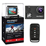 AKASO V50 Real 4K/30fps 20MP Action Cam WiFi Action Kamera mit...