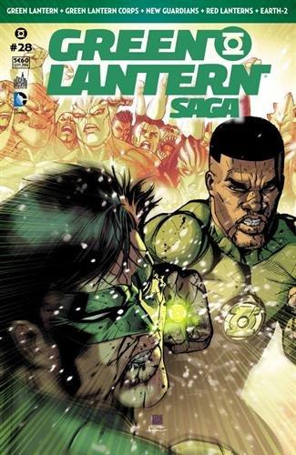 Green Lantern Saga, N° 28 :